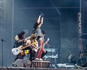 Alice Cooper auf dem WOA