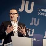Jens Spahn (MdB), gesundheitspolitischer Sprecher der CDU/CSU Bundestagsfraktion
